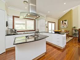 Modern L Shaped Kitchen With Island 2017