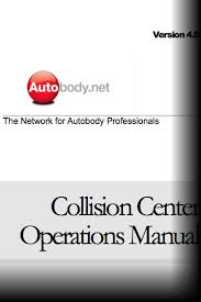 Body Shop Work Flow Chart Bodyshop Operations Manual Download