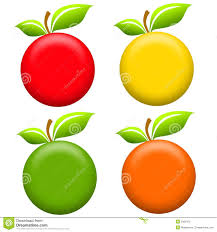 green and red apples clipart. royalty-free stock photo. download round apples clip art green and red clipart