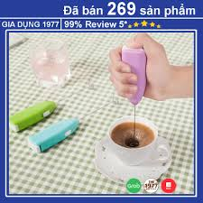 Giá bán Máy Đánh Trứng Cầm Tay Mini Tiện Lợi, Máy Đánh Trứng Tiện Lợi Nhỏ  Gọn Thông Minh