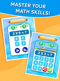 Learn times tables games free - Android Apps on Google Play