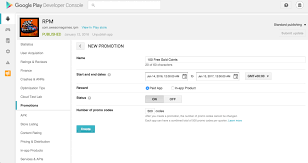 here s how you can create a google play promotion