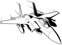 Small Picture Airplane coloring pages cool fighter jet ColoringStar