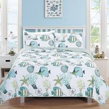 coastal bedding and beach bedding sets beachfront decor beach for coastal bedding quilt sets