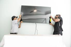 how to hang a tv
