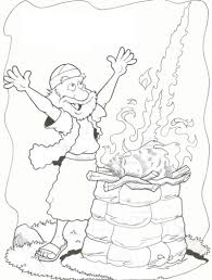 Kida coloring page from atlantis category. Elijah Burning Altar Coloring Pages Coloring Home