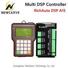 original richauto a15e multi spindle cnc dsp controller a15s