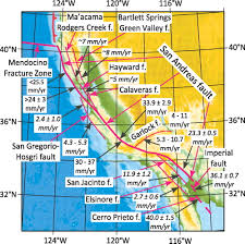 mapping faultlines in earthquake maps musings on maps littleknown