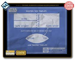 welcome to a new sneak peak for our battle of scarif diorama builders work at next month s star wars celebration chicago
