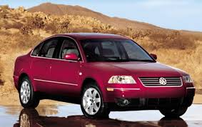 2003 Volkswagen Passat - Information and photos - ZombieDrive