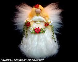Weihnachtsstern Fee Elfe Jahreszeitentisch Christstern Engel