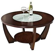 steve silver pany rafael tail table with casters