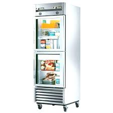 glass front fridge. Glass Front Refrigerator Fridge O