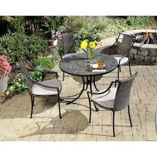round patio furniture set outdoor dining sets square patio table for 8 patio table with umbrella