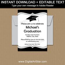 Make Your Own Graduation Announcements Make Your Own Graduation Announcements Graduation Invitation Good
