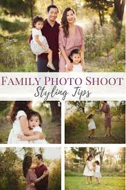 family photo shoot styling tips on A Beautiful RAWR, fall holiday photos,  burgundy blush