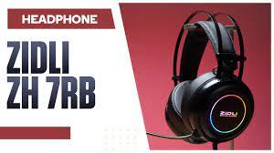 Tai nghe gaming Zidli ZH 7RB chính hãng, giá rẻ – GEARVN.COM