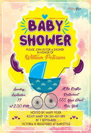 Flyer Samples Templates Amazing Baby Shower Party Flyer Template Download Free Flyer Templates