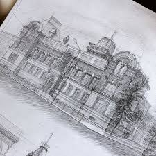 architectural drawings. Exellent Architectural Image May Contain Drawing Throughout Architectural Drawings C