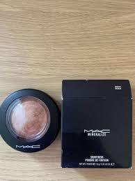 mac cheeky bronze mineralize skin
