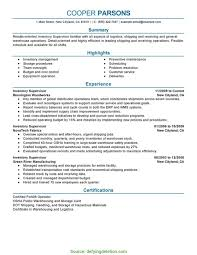 Complex Construction Supervisor Resume Construction Supervisor