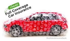 Full Coverage Auto Insurance Quotes Gorgeous Affordable Full Coverage Auto Insurance At Lowest Rates