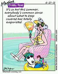 Funny Quotes About Summer Heat. QuotesGram via Relatably.com