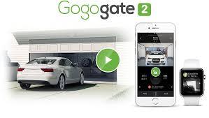 open garage door with iphoneOpen your garage door with your SmartPhone iPhone  Android