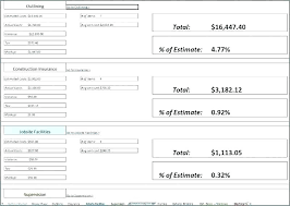 Home Renovation Spreadsheet For Costs Home Renovation Cost Estimator Spreadsheet Dopeparty Co