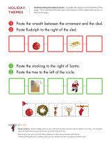 Christmas Worksheets - School SparksKindergarten worksheets - Christmas worksheets 6