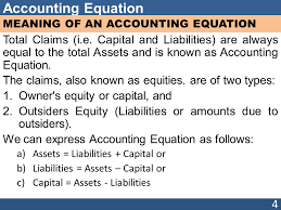4 accounting