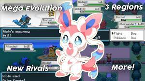 New Completed Pokemon Universe Beta GBA ROM Hack with 3 Region, Mega  Evolution, New Rivals and Much - YouTube