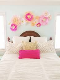 flower wall bedroom 233378 items similar to set of 12 pink and gold handmade tissue paper flower wall decor  on tissue paper flowers wall art with flower wall bedroom hd flower images as pictures