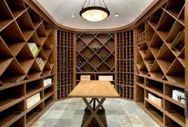 home wine cellar design. craftsman wine cellar home design