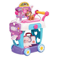 Just Play Doc McStuffins Hospital Care Cart Toy Best Toys for 3 Year Old Girls ⋆ Perfect Gift Store
