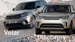 2018 land rover range rover interior. perfect land 2018 range rover velar vs land discovery  interior exterior drive on land rover range interior o