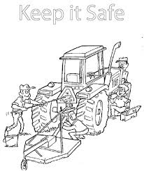 Nasd Tractor Safety Background Information Activity Book
