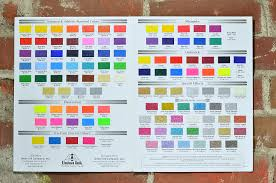 Union Ink Plastisol Color Chart Best Picture Of Chart