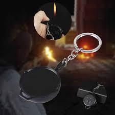 Matches Kerosene <b>Lighter</b> Multi function <b>Key Ring</b> Outdoor ...