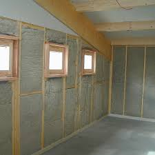 insulating a wall insulation