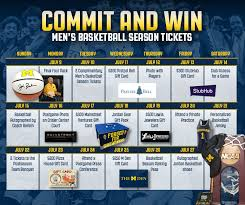 when you renew your season tickets or purchase new season tickets you will be automatically entered for a chance to win all remaining daily prizes