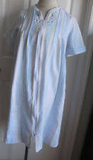 Miss Elaine Size Chart Miss Elaine Robes Blue Sleepwear Robes For Women For Sale