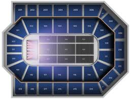 Citizens Bank Arena Seating Chart Citizens Business Bank Arena Detailed Seating Chart Citizens