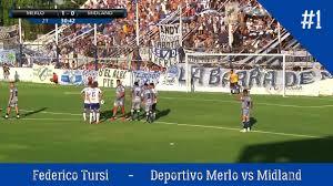 Federico Tursi - Deportivo Merlo Vs Midland - YouTube