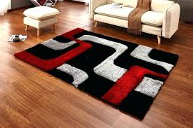 red and black area rugs black area rugs large size of red black area rugs functional