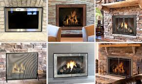 fireplace screen and glass doors implausible high quality screens design specialties home ideas 3