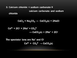 molecular total ionic and net equations 1 sodium chloride