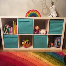 For Toy Storage In Living Room Organised Chaos At Last Ikea Kallax Toy Storage Made By Fi