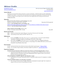 Sample Resume Engineering Chemical Engineer Resume Example Cover
