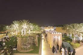جريدة الرياض | «ليالي الدرعية» تستقطب مختلف الأعمار
